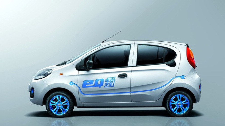 The Chery EQ is a low-cost electric model set for sale in China in November.