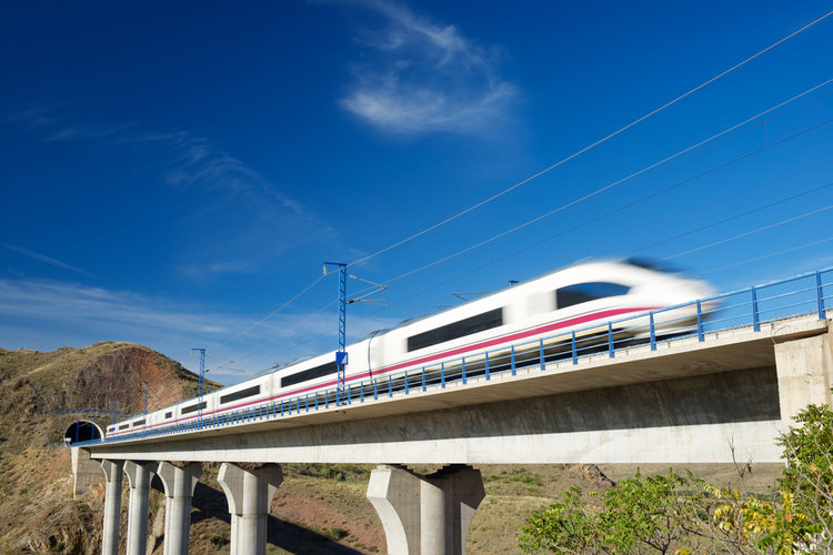 High Speed Rail Route Chosen For Atlanta To Chattanooga Line