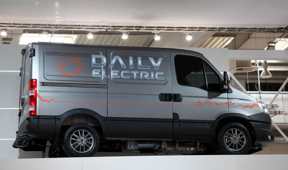 Electric truck adoption should be quicker in Europe than elsewhere due to a wider price difference between electric and diesel power. ( Photo: Shutterstock )