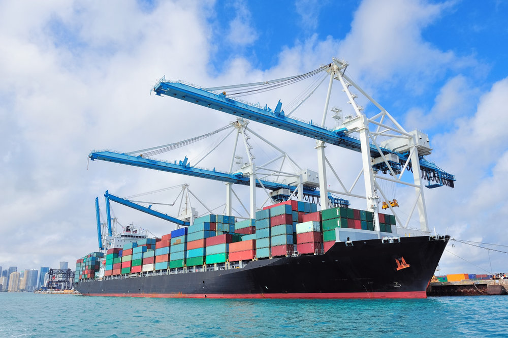 Under the Jones Act, foreign-flagged and foreign-built ships are prohibited from moving cargo between U.S. ports. ( Photo: Shutterstock )