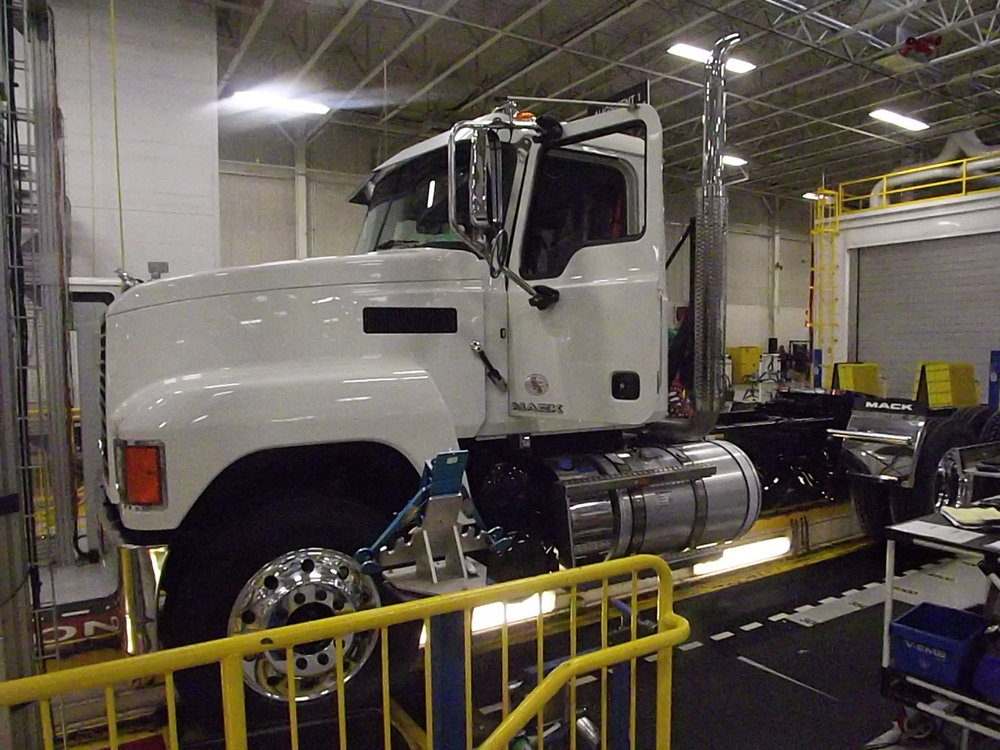 Mack truck production.JPG