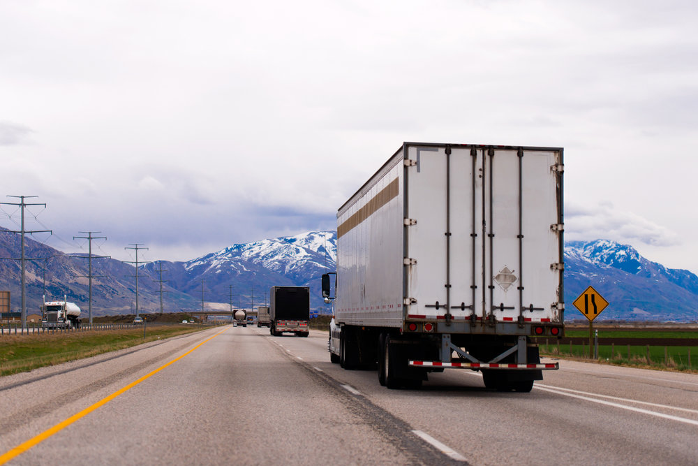 Sensors on trailers are providing more information than ever before, and fleets are using this data to more effectively manage their assets. ( Photo: Shutterstock )