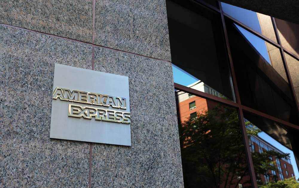 American Express is now offering blockchain-enabled payments. ( Photo: Shutterstock )