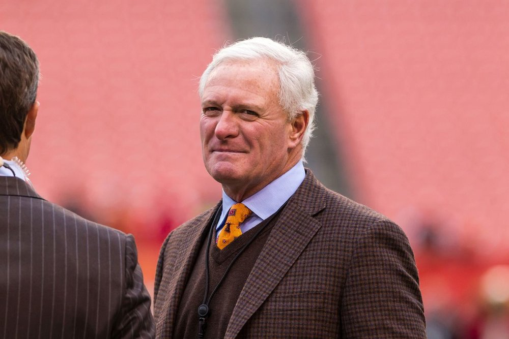 Jimmy Haslam III, CEO of Pilot Flying J and owner of the Cleveland Browns.