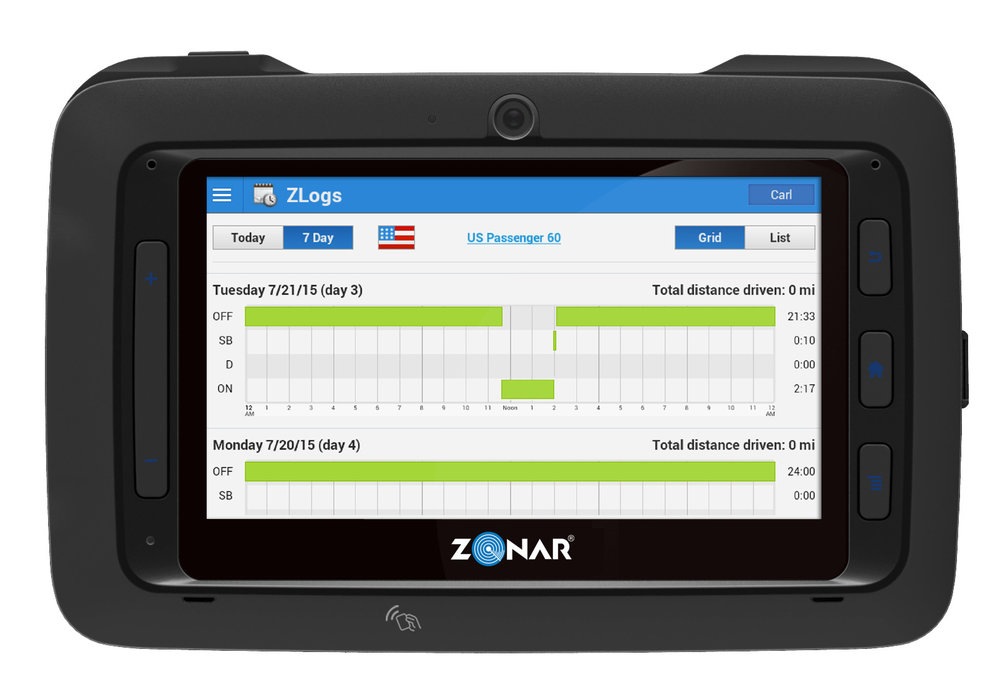 ELDs come in various price points with a multitude of features, from simple HOS recording to full management systems.