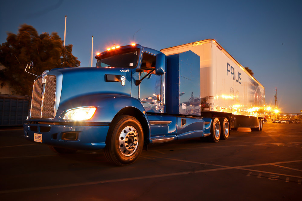 Toyota announced it is building a Tri-Gen hydrogen plant in California to produce hydrogen fuel for its Project Portal Class 8 hydrogen tractor.