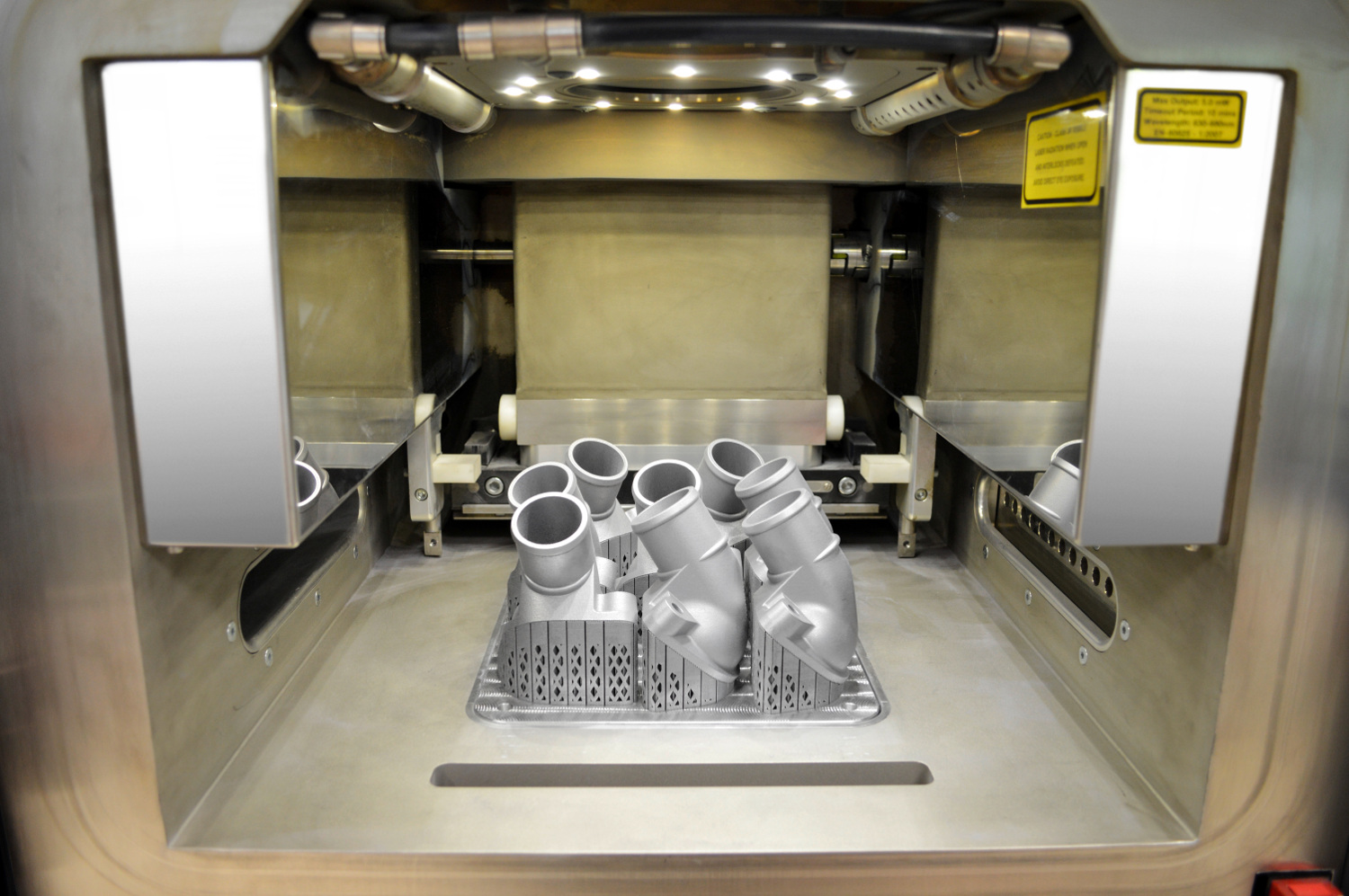 Mercedes-Benz Trucks is printing 3D parts for some of its European distributors. 3D printing could alter supply chains as businesses would not need to ship inventory or components long distances.