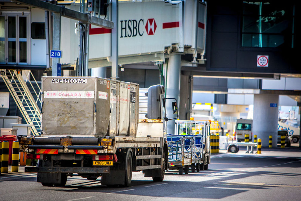 Growth in cargo volumes at London's Heathrow Airport is creating additional congestion and has the local authorities looking for solutions.
