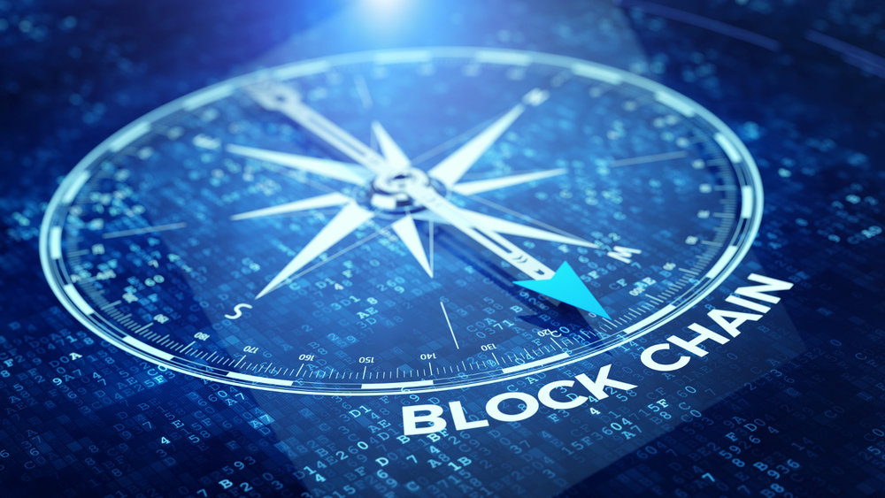 Blockchain has been named the Buzzword of the Year by Supply Chain Dive. ( Photo: Shutterstock )