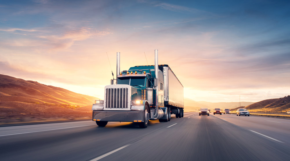 Tadmore's Pete Emahiser envisions a possible blockchain for capacity, helping shippers identify potential capacity and carriers fill their trucks. ( Photo: Shutterstock )