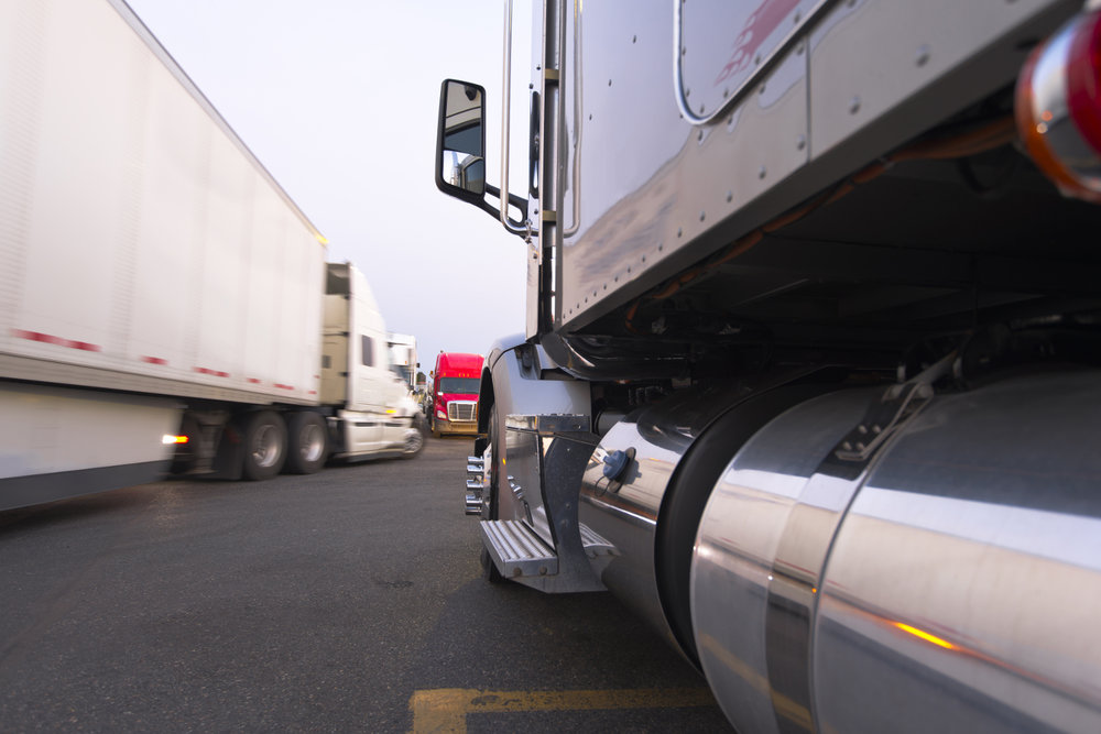 BigRoad Freight matches loads to drivers based on their available hours. ( Photo: Shutterstock )