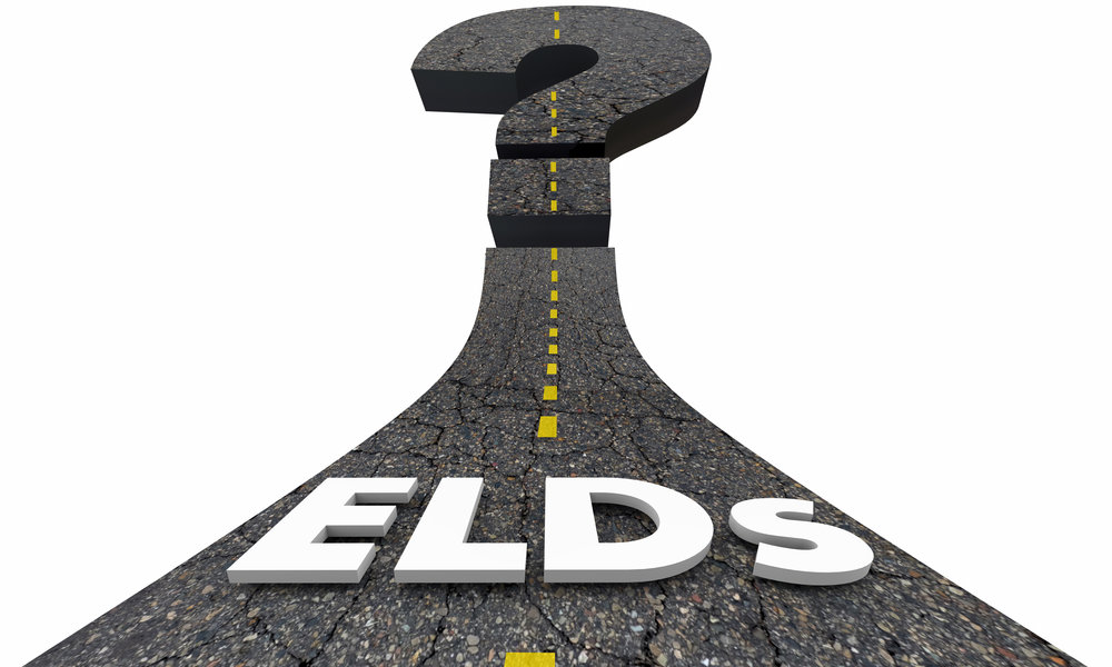 This is ELD deadline week, and the sky is falling. Or maybe it already fell. Is it the end of the world as we know it?  (photo: Shutterstock)