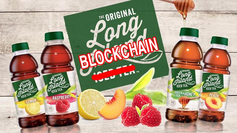 Anyone for some blockchain with their tea? (Photo: Gizmodo)