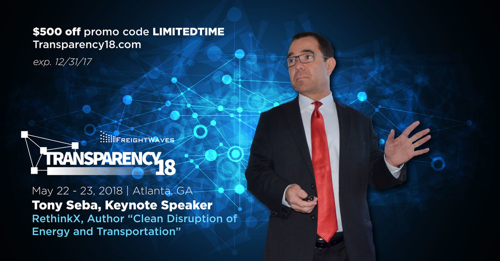 tony seba believes that no one will own a car by 2021 and it change everything about society. hear him speak, along with other major thought leaders.
