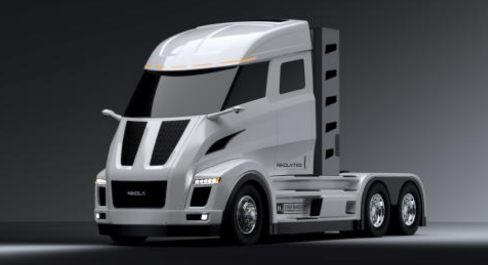 WABCO and Nikola will accelerate the development of industry-leading safety technologies specifically designed for electric commercial vehicles, including electronic braking, traction control, and stability control. Nikola anticipates offering its fully electric Nikola Two day-cab truck (pictured here) for sale in the U.S. by 2021. (Photo: Nikola)
