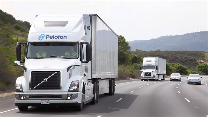 Trucks equipped with Peloton Technology's platooning technology drove over 1,000 miles in Florida in December, following a successful test in Michigan earlier in December.