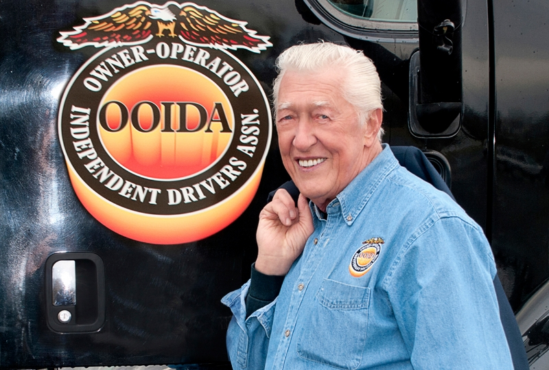 Jim Johnston, longtime president & CEO of OOIDA, lost his battle with lung cancer on Monday.