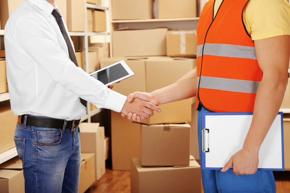 In a tight capacity environment, the last thing any buyer wants to explain to their boss is why freight is still sitting in their warehouse. (Photo: Shutterstock)