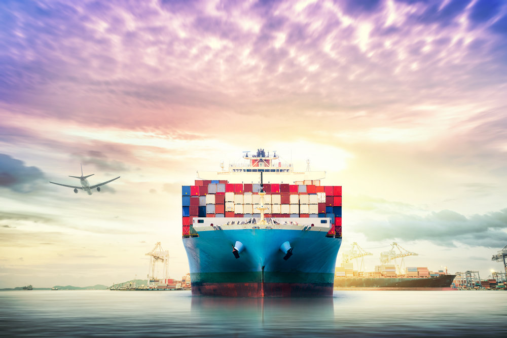 A new day is dawning for maritime commercial freight. (Photo/Shutterstock)