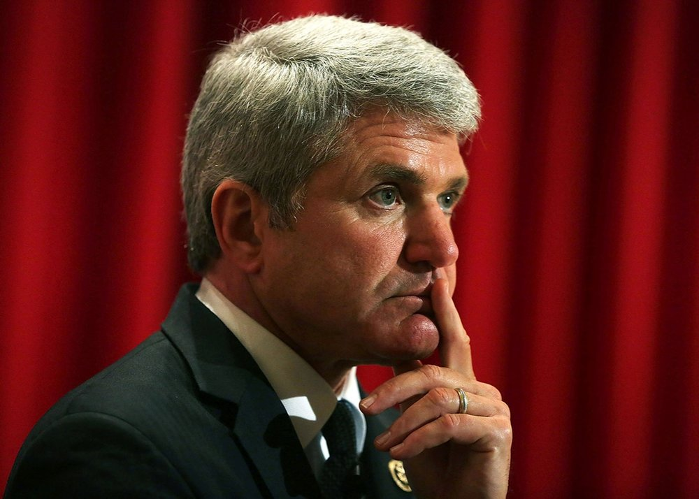 Chair of the House's Homeland Security Committee, Texas Rep. Michael McCaul. (Photo/Slate)