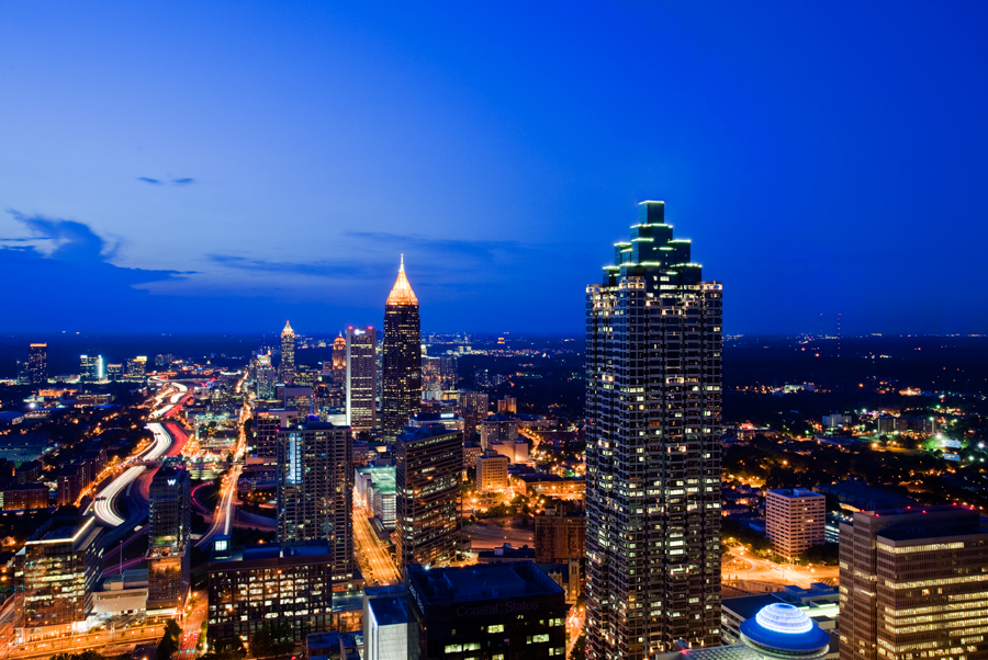 Will Atlanta rise the top and become Amazon's second home? (Photo/Shutterstock)