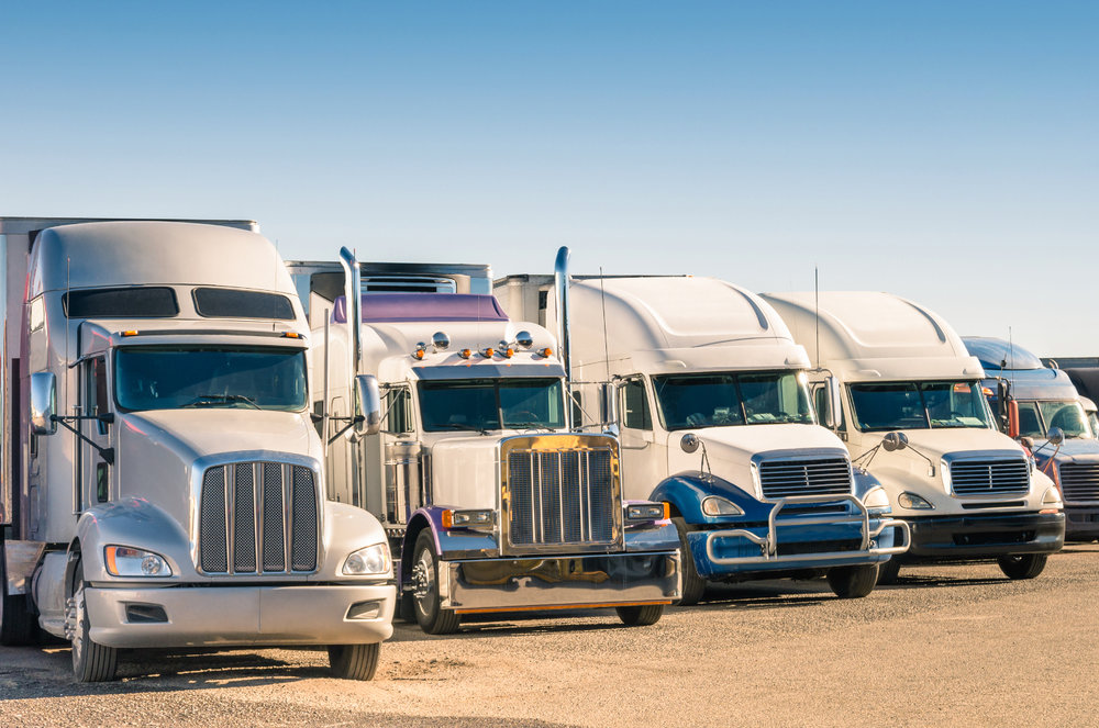 Freight demand remains high and should for a foreseeable future. ( Photo: Shutterstock )