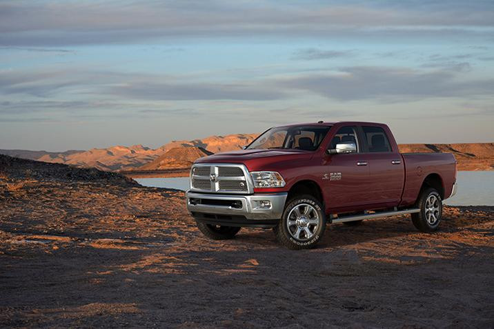 Chrysler is moving production of its Ram trucks to Michigan.