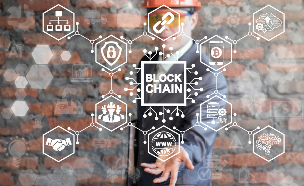 The problem with the transportation industry is the segmentation. Blockchain provides major advances for efficiencies across the sector. (Photo/Shutterstock)