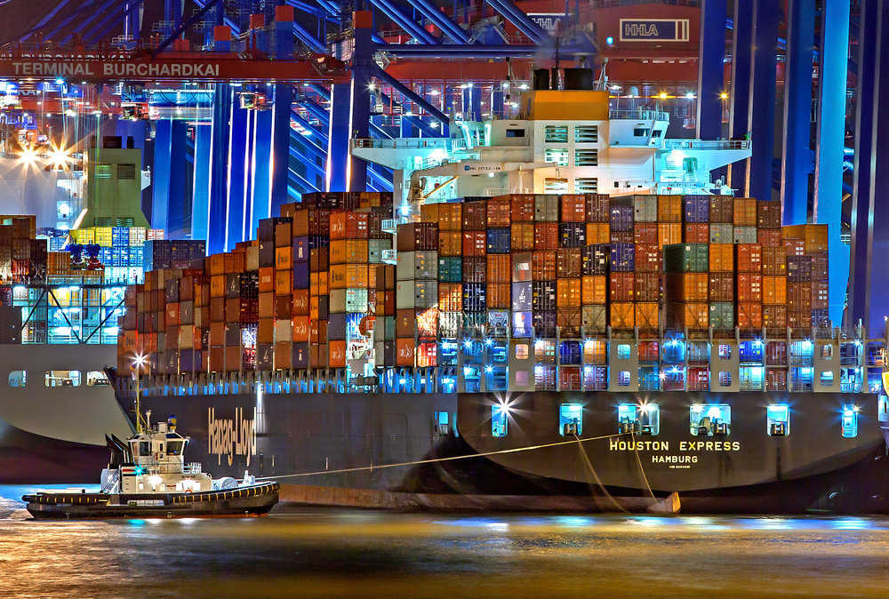 Samsung SDS is implementing blockchain into the shipping industry to make trade more transparent (Photo: Pexels)