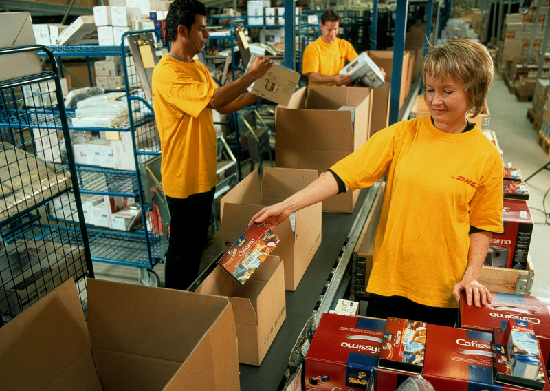 DHL says its Global Trade Barometer can predict trade up to three months in advance.