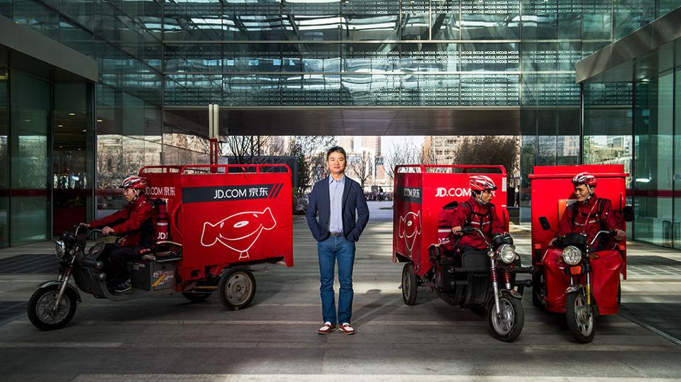 JD.com is China's largest retailer and one of the largest providers of logistics in Asia. The firm announced its partnership with BiTA