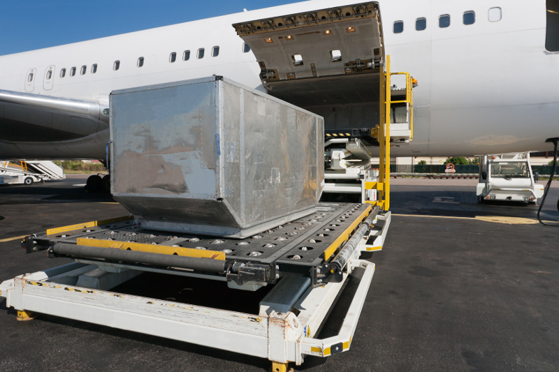 While many people don't focus on airfreight, its steady and solid growth continues to confirm overall economic trends. ( Photo: Shutterstock )