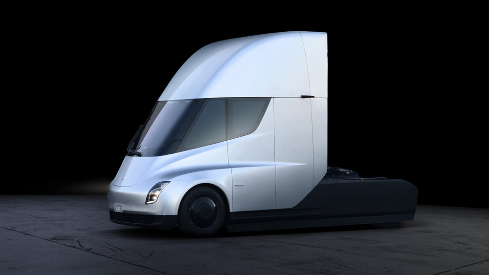 Elon Musk is promising to conduct cross-country autonomous driving tests with his automobiles within the next six months. The Tesla Semi will also include autonomous driving capabilities.