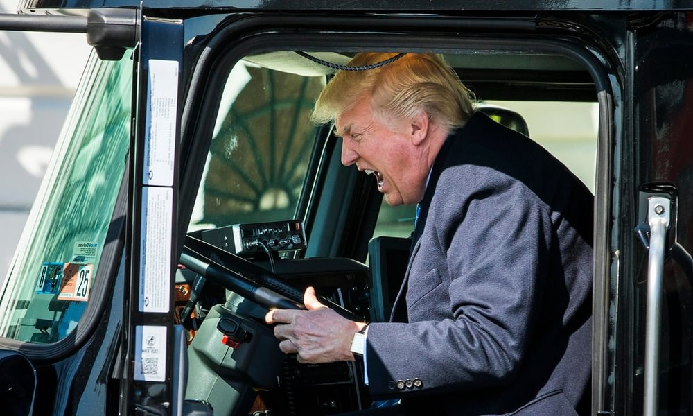 Trump rolled out his $1.2T infrastructure vision today.
