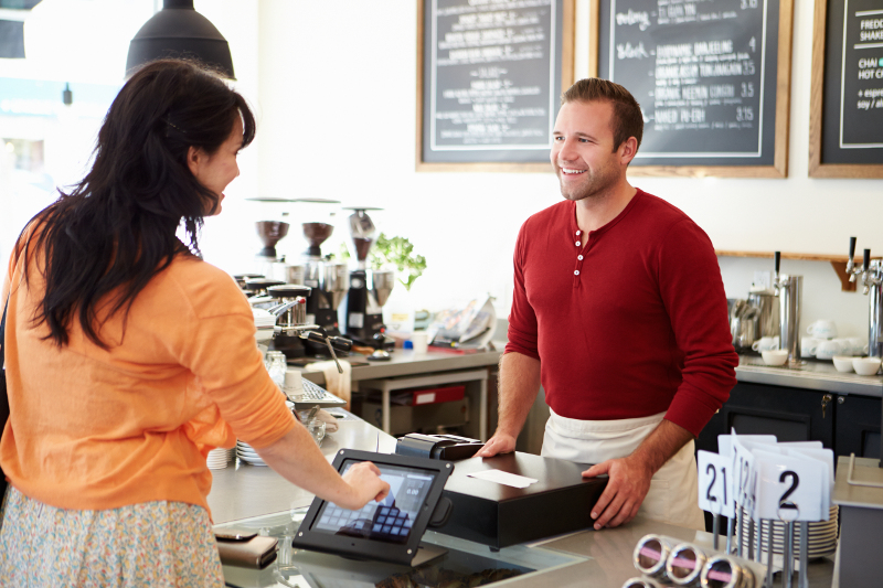 Small Business Optimism climbed in January in a sign that the nation's small businesses are focused on economic growth. ( Photo: Shutterstock )