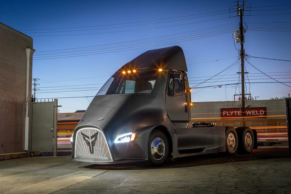 Thor Trucks'prototype is pictured.