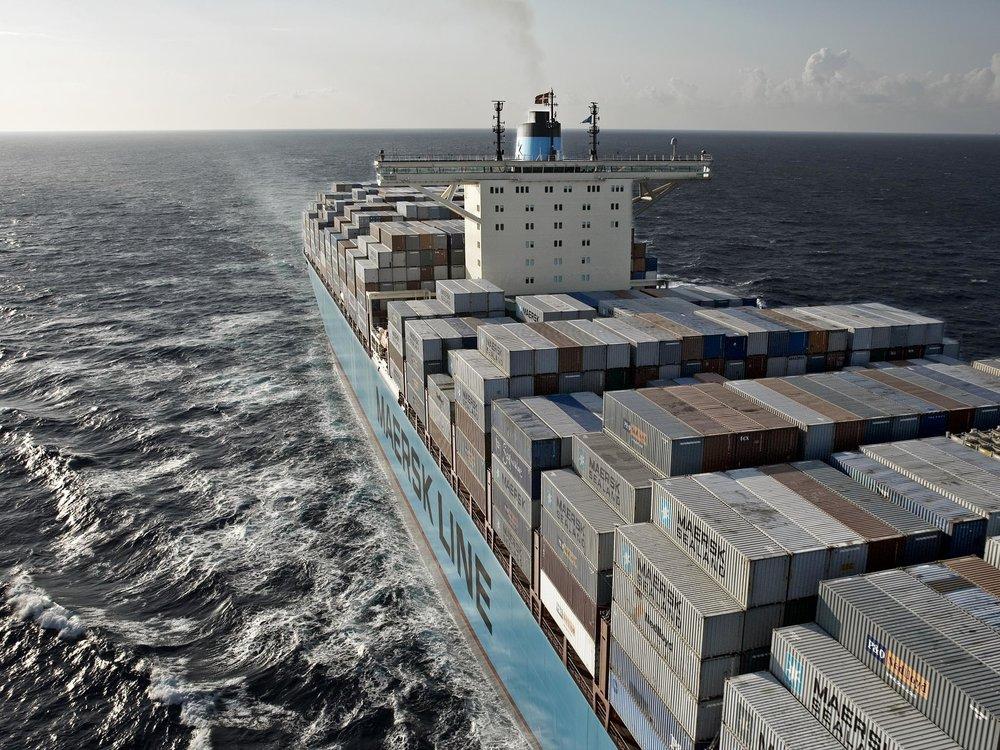 ( Photo: Maersk Line )