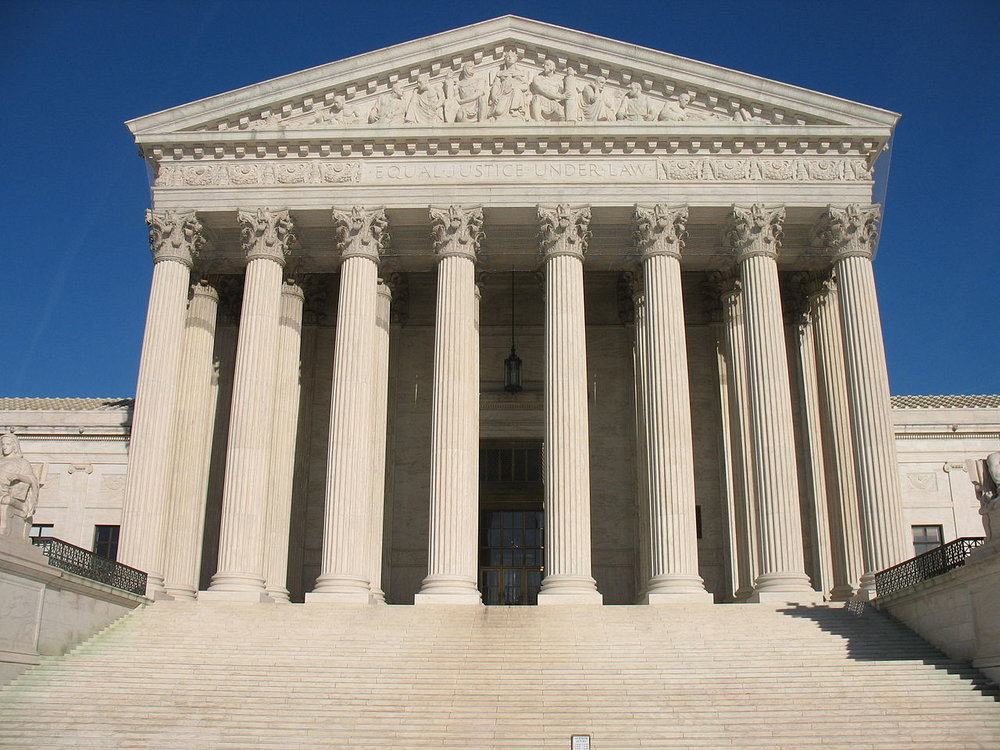 The Supreme Court of the United States. ( Photo: Wikimedia Commons )