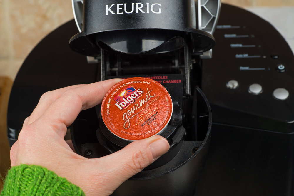 Can Keurig do for soda what it's done for coffee?  (Photo: Shutterstock)