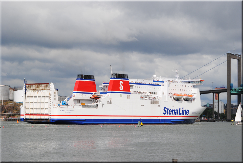 Stena Line will start running an electric vessel between Sweden and Denmark.