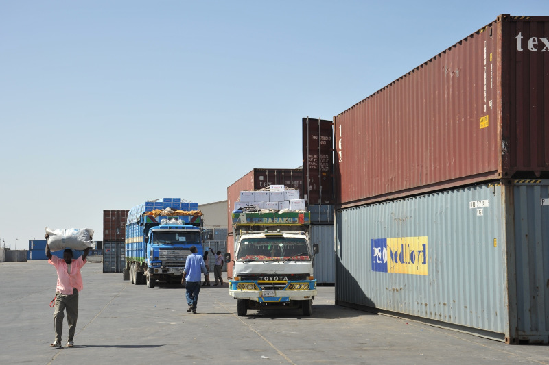 DP World hopes to turn Berbera Corridor in Somaliland into a bustling trade port. ( Photo: Shutterstock )