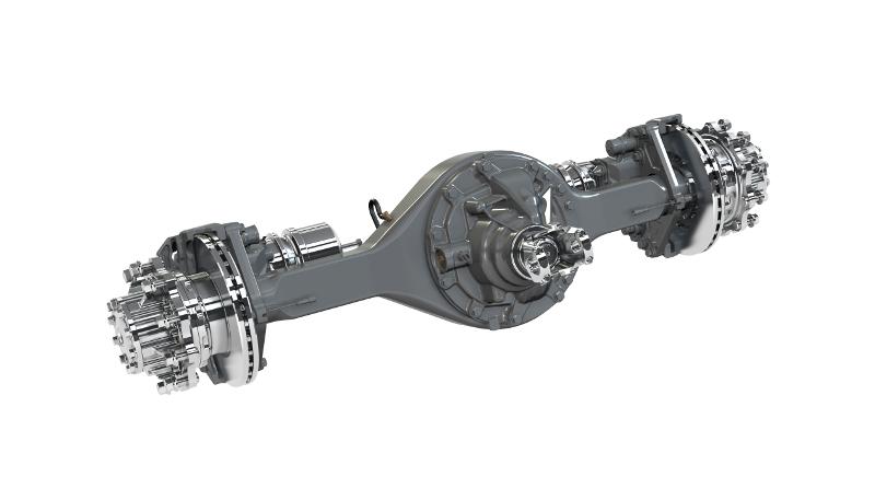 Dana's S172 drive axle
