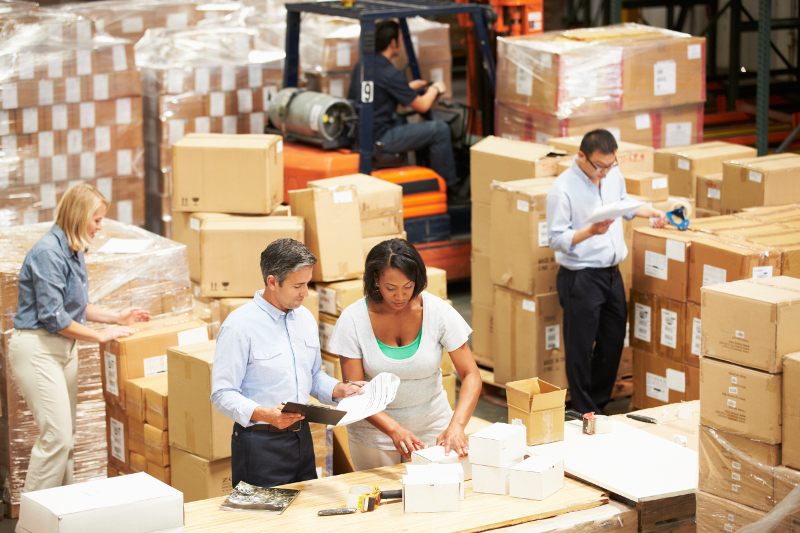 When a 3PL is involved in moving goods, there are a number of liability areas where that 3PL could be held responsible, from the actions of the carrier to condition of the goods. ( Photo: Shutterstock )