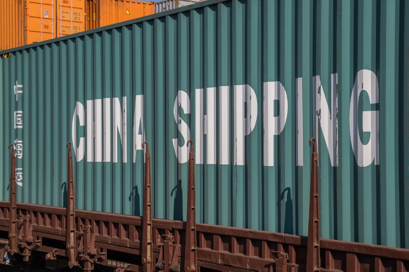 Freight has moved along the New Silk Road as TMA Logistics has invested in the project. ( Photo: Shutterstock )