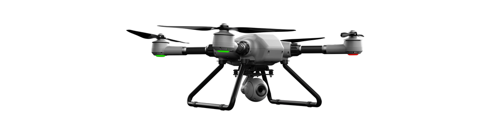 The X650 Pro by Xaircraft, the Chinese drone manufacturer supplying SF Express. ( Photo: Xaircraft )