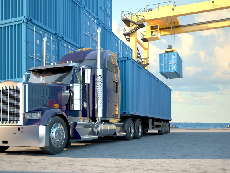 Clean Truck Programs that remove older trucks from port operation benefit not only the environment, but also productivity, says the program manager of one such initiative. ( Photo: Shutterstock )