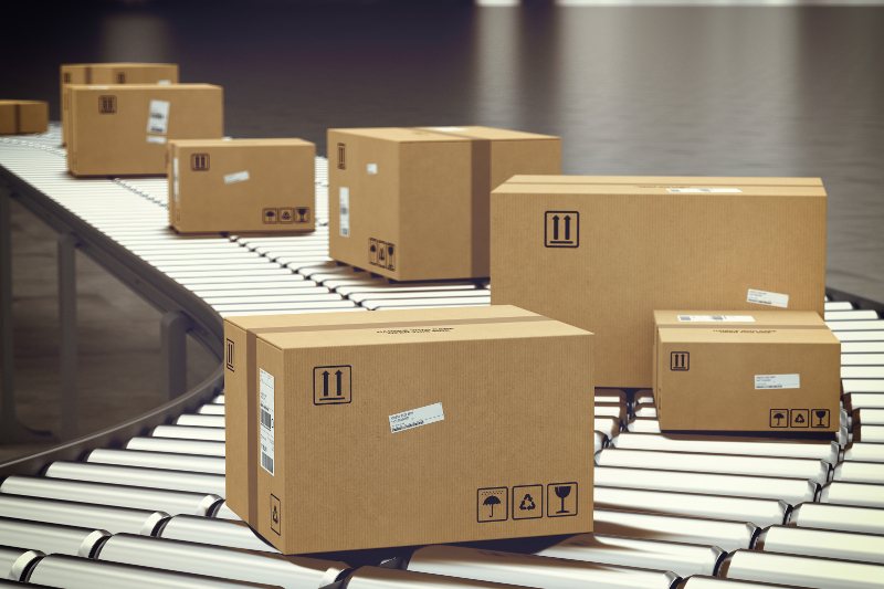 A new survey finds that global e-commerce logistics are still handled by manual processes by many, but more technology is beginning to take hold. ( Photo: Shutterstock )