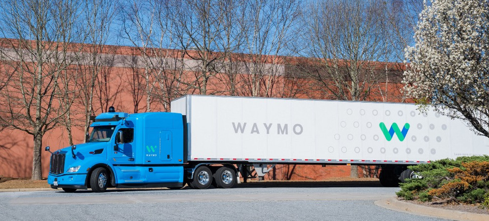 Waymo is working on developing autonomous trucks, and maybe farther along in the process than some others.