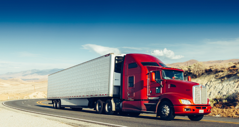 Truck operators have a number of regulations they must meet to operate in California, including trailer and refrigeration unit mandates. Failure to do so can lead to big fines. ( Photo: Shutterstock )