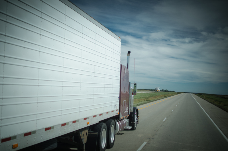 Video-based safety systems record what happens in front of the vehicle, giving fleet managers a chance to review driver behaviors and have video proof of what actually happened when an incident occurs. ( Photo: TruckStockImages.com )